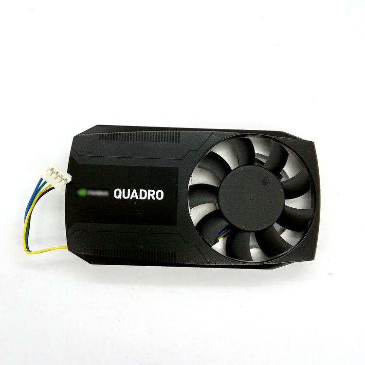 MGT5012XB-W10 New Original For NVIDIA Leadtek QUADRO K620 Professional Graphics Card Cooler Heatsink Cooling Fan Pitch 41x23MM