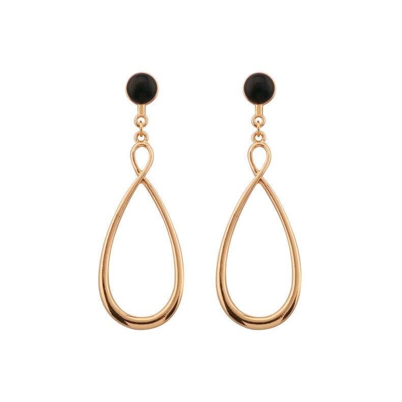 Simple delta sigma theta sorority black stone pendant ...