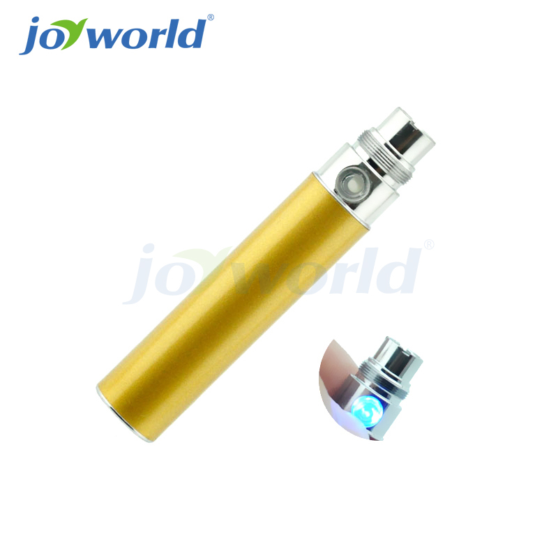 10pcs Ego T 1100 mah battery vape  ego c twist ego-t electronic cigarette  battery cigs 1100mah ego battery  Free shipping (MM)