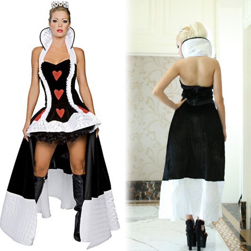 Halloween Costumes 2015 Sexy Lingerie Club Prom Cosplay Theme Costume Crowne Queen Of Heart Womenu0027s Clothing Free Shipping on Aliexpress.com | Alibaba Group  sc 1 st  AliExpress.com & Halloween Costumes 2015 Sexy Lingerie Club Prom Cosplay Theme ...
