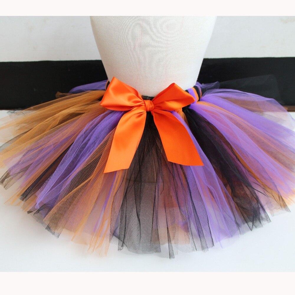 ハロウィン衣装赤ちゃんの女の子チュチュスカート幼児チュチュ幼児チュールスカート子供手作りスカート赤ちゃん