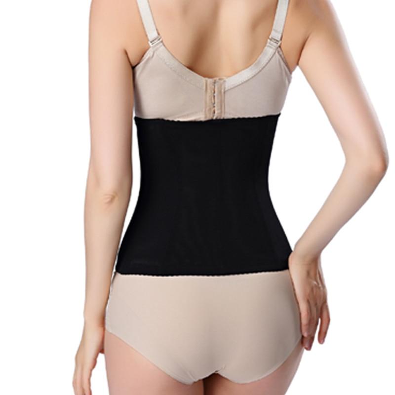 c5a51a0f39 Yumdo Stretchy Waist Trainer With 6 Row Hook and Eye Closure Slimming Women  Underbust Corset Body Shaper Girdles -in Waist Cinchers from Underwear ...