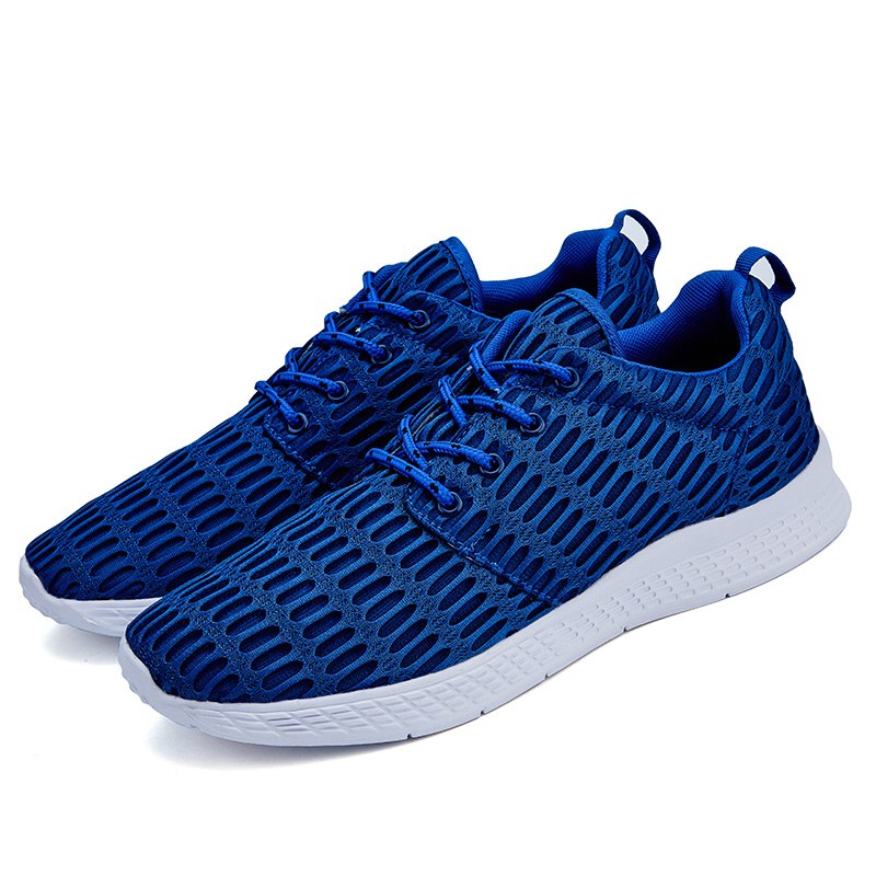 Valentine Shoes Woman Sport Casual Shoes Women Trainers Flat Heel Low Top Women Shoes Outdoor Air Mesh Runner Shoes Flats ZD66 (75)