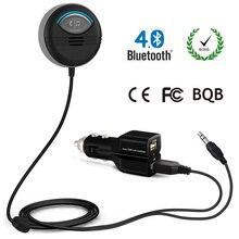 Bluetooth Car Kit integrierte Isolator für Noise Cancelling mit FCC CE ROHS BQB