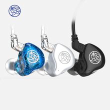 лучшая цена TFZ Galaxy T1 In Ear Monitor Headphones  Dj 3.5mm Hifi Earphone Noise Cancelling Bass Mp3 Ear Buds For Music