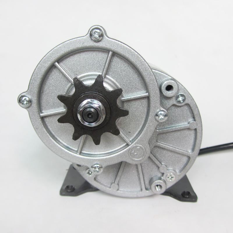 Brush Motor (JX)<font><b>1016Z</b></font> 24V 250W for E-bike Bicycle Electric Scooter image