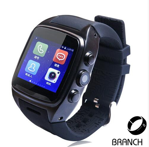 HOT X01 font b Smart b font font b Watch b font IP67 Waterproof Dual Core