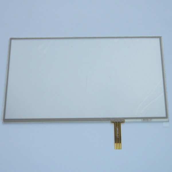 New 6 inch 4Wire Resistive Touch Panel Digitizer Screen For Texet TN-800 / Explay PN-965 / Ritmix RGP-685