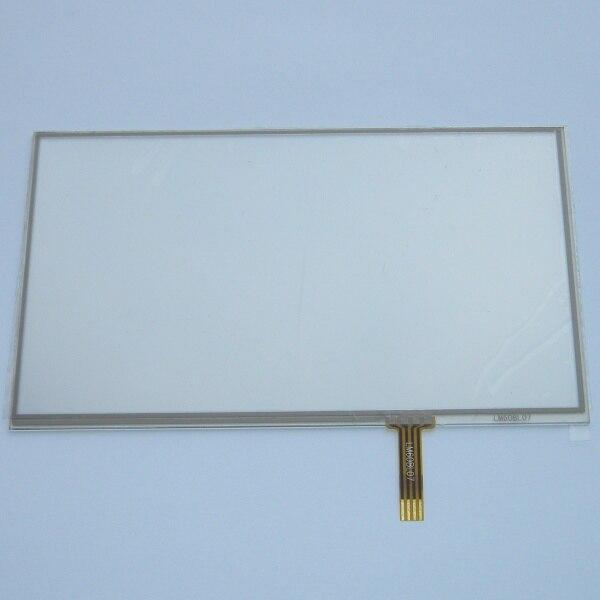 Nueva 6 pulgadas 4 resistiva pantalla táctil para Texet TN-800/Explay PN-965/Ritmix RGP-685