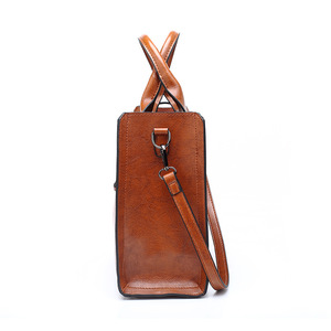 Image 3 - Tagdot Brand Large Tote bags PU leather Fashion Shoulder messenger bag women leather Handbag bags for women black blue pink 2018