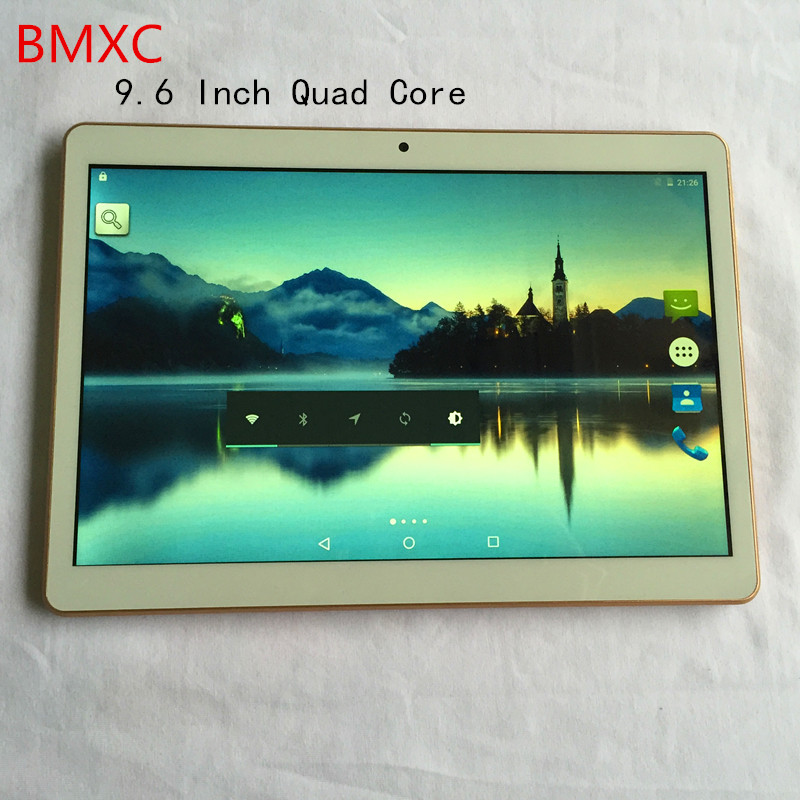 9 6 Inch BMXC Tablet pc Original 4G LTE phone Quad Core pc tablet Android 5