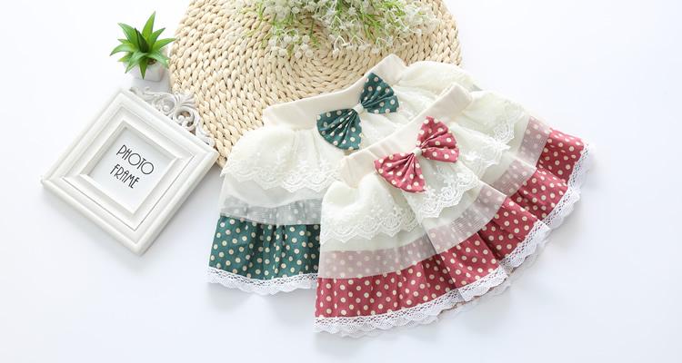 baby girl ribbon short tutu skirt chiffon casual ruffle mini tutu pink layers ball gown pettiskirt for child kids party skirt (9)