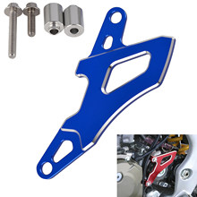 Защитная крышка передней звездочки мотоцикла, защита цепи для Yamaha WR250R/X WR250R WR250X WR 250R 250X 2007- 2020 2019, аксессуары