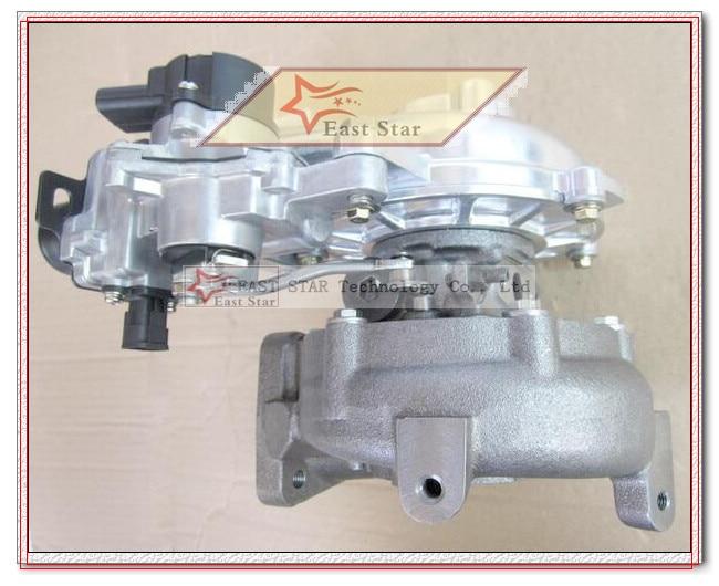 CT16V 17201-OL040 17201-30110 Turbo With Solenoid Valve Electric Actuator For TOYOTA HILUX SW4 Landcruiser VIGO3000 1KD-FTV 3.0L (2)