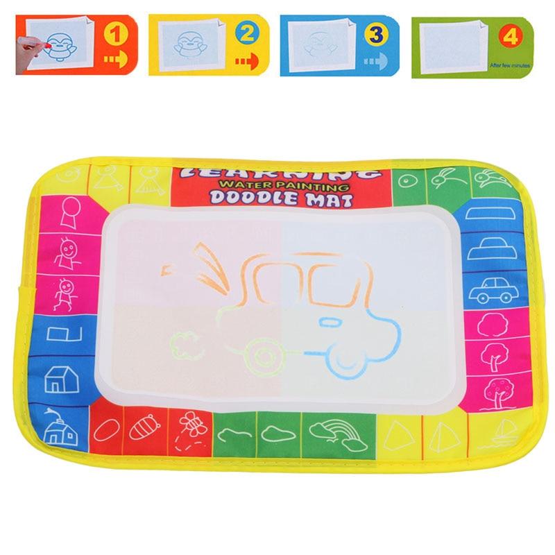 20*12 см для малыша воды рисования Коврики с волшебная ручка Doodle картина игры игрушка доска o26