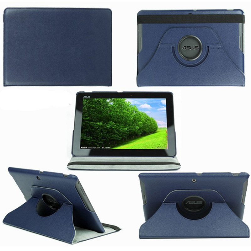 цены New Rotating 360 Degree Luxury Folio Stand Rotary Leather Case Cover For ASUS MeMO Pad 10 ME102A ME102 K00F 10.1