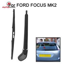 Auto Lunotto posteriore Parabrezza Wiper Arm & Blade Set Completo di Ricambio per FORD FOCUS MK2(China)