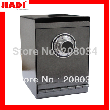 Under counter safe cash depository safe box
