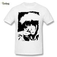 Nouveauté Hommes de Cowboy Bebop T-shirt Simple Imprimé Graphique T-shirts