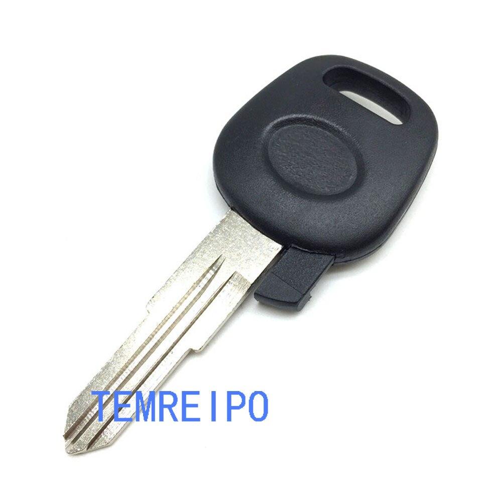 20 шт./лот Замена режиссерский пустой ключ для автомобиля Chevrolet запись ключи транспондер чип брелок