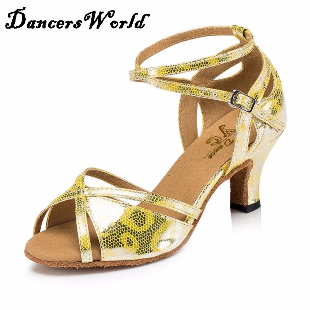 Ladies Ballroom Shoe Cm Heel