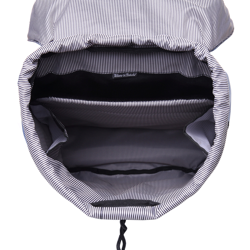 Bodachel sac à dos hommes de haute qualité mâle sac à dos sacs d'école grande capacité sac à dos portable sacs à dos étanche Oxford 21L - 3