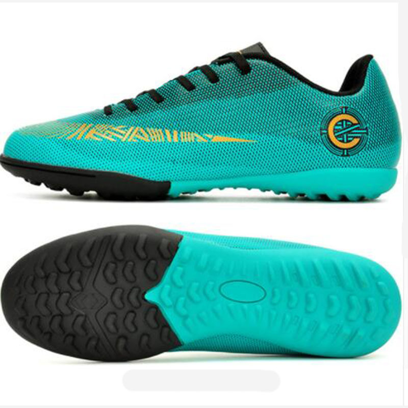 Sneakers Cleats Football-Shoes Adults-Boots Soccer Tf-Turf Professional Outdoor Brand