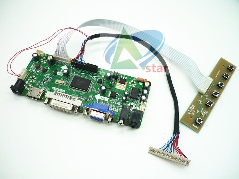 LCD LED Controller Board Kit for LQ150X1LBS2 HDMI+DVI+VGA+Audio