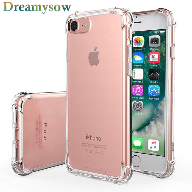 shockproof clear iphone xs max case