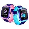 S13 Smart Uhr für Kinder LBS Tracker SmartWatch SOS Rufen Sie für Kinder Anti Verloren Monitor Baby uhr für Mädchen Jungen für iOS Android