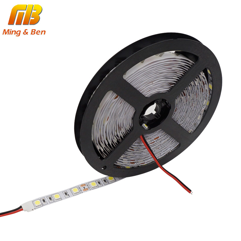 Tiras de Led faixa de led smd5050 flexível Color : Warm White/cool White/blue