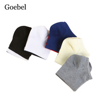 Goebel Summer Socks Short Men Stripe Thin Section Man Boat Socks Shallow Mouth Invisible Male Casual