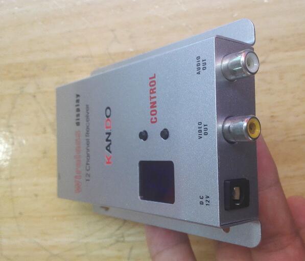 1.2g de fpv, receptor audio video do transmissor, fpv sem fio