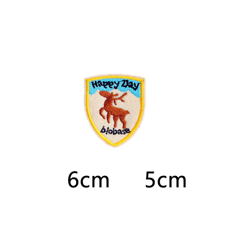 1PC Cartoon Avatar Car Music Fabric Patch Embroidery Iron On Patches For Clothing DIY Decoration Clothes Stickers Applique Badge in Patches from Home Garden