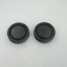 Para BYD F0 faro delantero cubierta a prueba de polvo cubierta impermeable la luz de faro cubierta de goma de la contraportada 1 piezas
