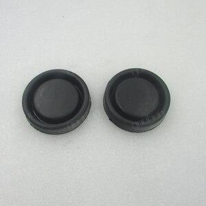 Image 1 - Per BYD F0 faro anteriore della copertura posteriore a prova di polvere copertura impermeabile il faro abbagliante della copertura posteriore della gomma della copertura 1 pcs