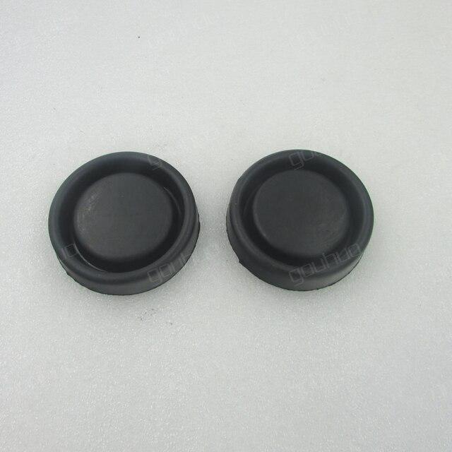 Per BYD F0 faro anteriore della copertura posteriore a prova di polvere copertura impermeabile il faro abbagliante della copertura posteriore della gomma della copertura 1 pcs