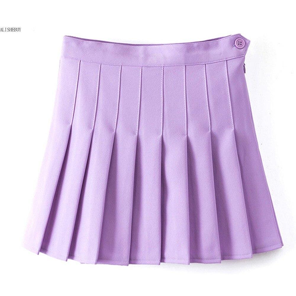 Плиссированная юбка восстановить