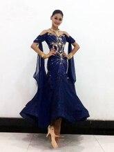 Robe de danse de salle de bal sur mesure, robe de danse tango salsa samba, vêtements de danse latine, Rumba Jive Chacha