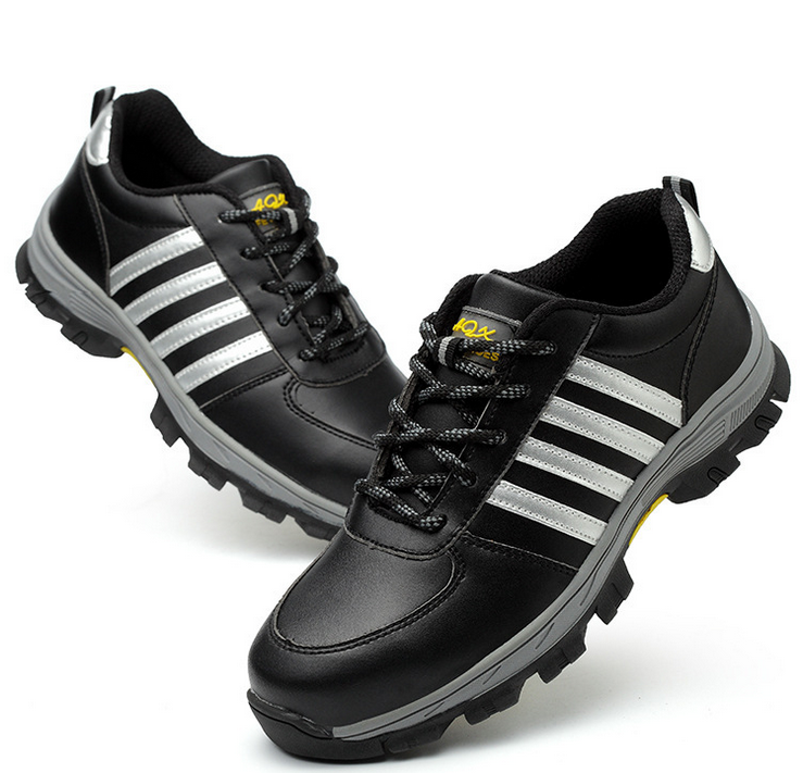 Nouvelles chaussures de randonnée hommes et femmes bottes tactiques chaussures de randonnée de chasse en plein air chaussures de sport classiques noires chaussures de Protection Designer