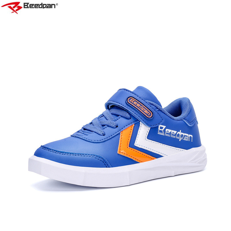Beedpan Spring Autumn Children Shoes Boys Sneakers White Casual Boys Sport Shoes Running Leather Toddler Boy Shoes Flat Sneakers children shoes boys shoes casual kids sneakers leather sport fashion boy spring summe children sneakers for boys brand 2018 new