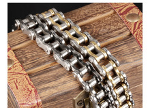 Motorcycle Chain Bracelet [8.46 Inch]
