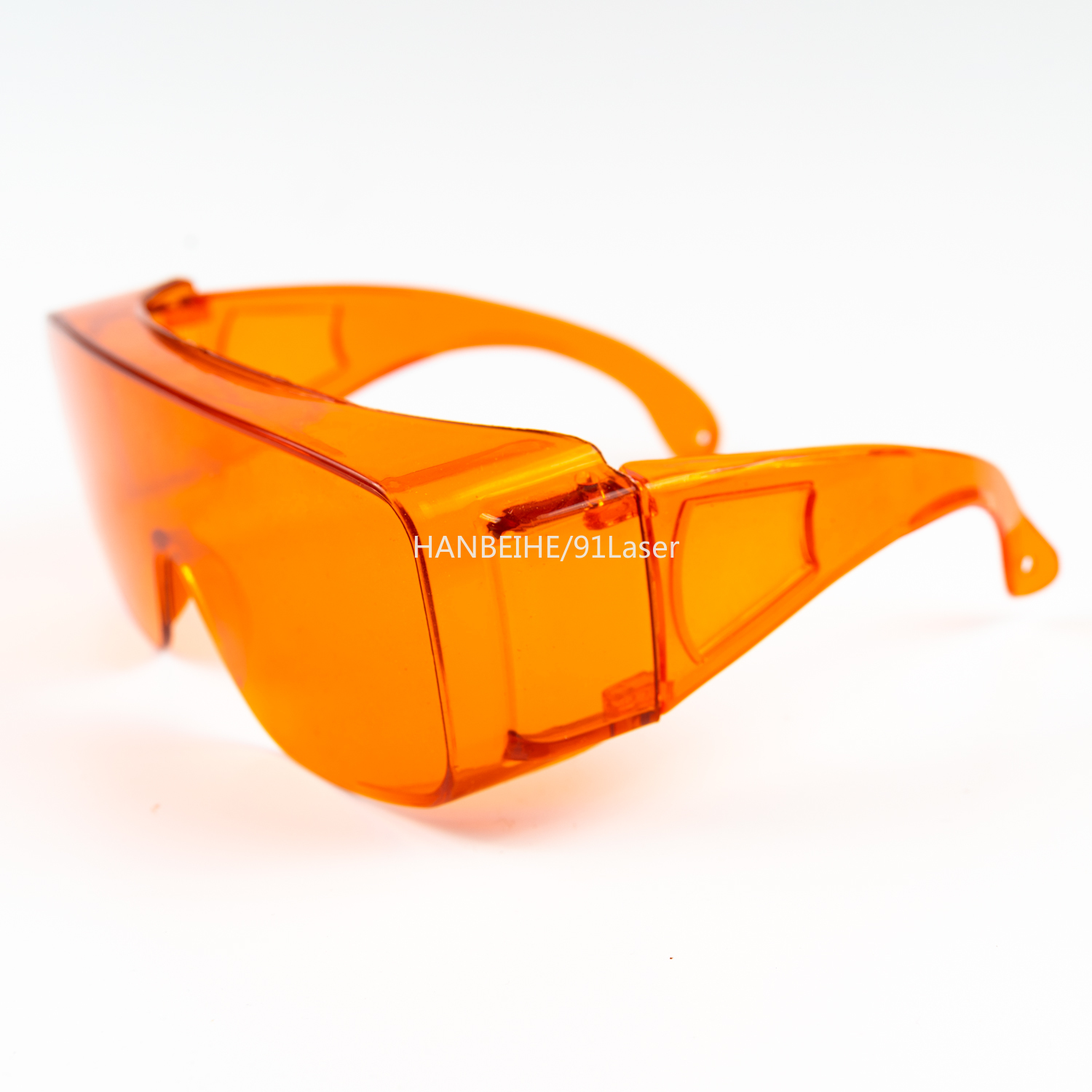 O D 6 laser safety glasses for 405 450 473 515 520 532nm lasers CE certified