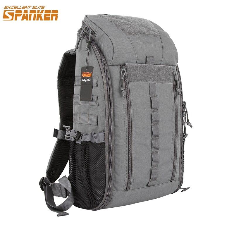EXCELLENT sac à dos de Sport en plein air ELITE SPANKER sac à dos tactique MOLLE sac à dos étanche en Nylon sac de voyage de randonnée