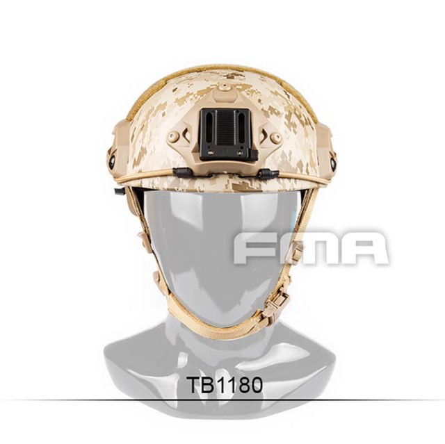 FMA Новый Камуфляжный морской шлем AOR1 TB1180 M/L/XL для страйкбола