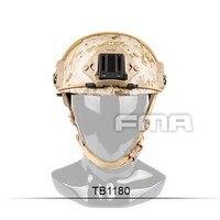 FMA New Desert Camouflage Maritime Helmet AOR1 TB1180 M/L L/XL for Airsoft Climbing