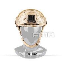 Fma Nieuwe Desert Camouflage Maritieme Helm AOR1 TB1180 M/L L/Xl Voor Airsoft Klimmen