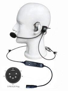 Image 1 - YENI airbus bağlayıcı kulak tipi havacılık kulaklık L 1 Süper Hafif Sessiz olarak ANR! Kulak tipi pilot kulaklık