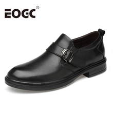 Handmade Men Flats Fashion Oxford Shoes for Full Grain Leather Business Dress Size 36-49 Warmest winer shoes
