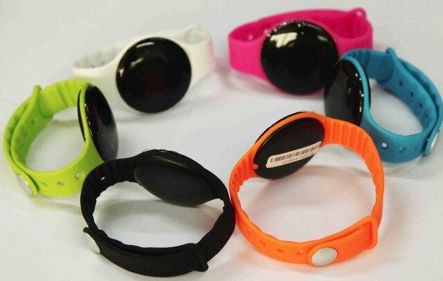 50pcs wearable bracelet ibeacon for kids protection